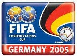 2005 FIFA Confederations Cup - Image: 2005 FIFA Confederations Cup