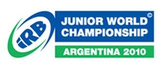 2010 IRB Junior World Championship - Image: 2010 JRWC