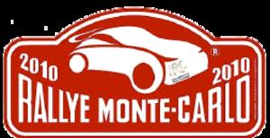 2010 Monte Carlo Rally - Image: 2010 monte logo