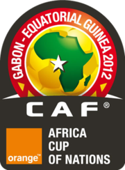 2012 African Cup of Nations logo