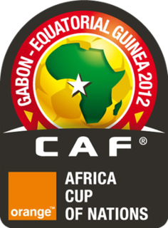 2012 Africa Cup of Nations football tournament