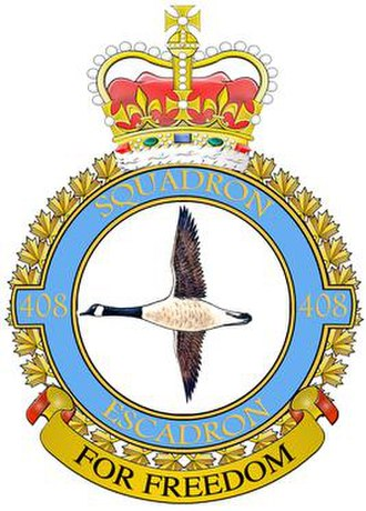 408 Tactical Helicopter Squadron - Image: 408sqn 72
