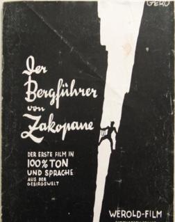 <i>A Storm Over Zakopane</i> 1931 film