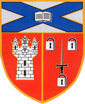 Aberdeen Grammar School - The school coat of arms