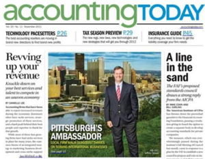 Accounting Today - Image: Accounting Today cover
