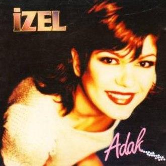 Adak (album) - Image: Adak izel