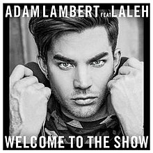 Adam Lambert - Welcome to the Show (single cover).jpeg