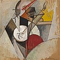 Albert Gleizes, 1915, Composition pour Jazz, oil on cardboard, 73 x 73 cm, Solomon R. Guggenheim Museum, New York.jpg