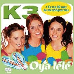 Oya lélé - Image: Album cover Oya lélé (2009 reissue) K3