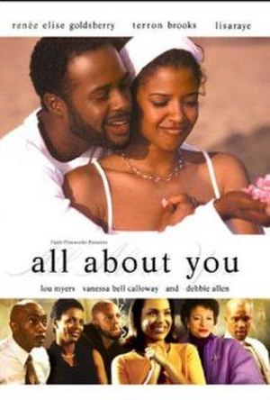 All About You (film) - All About You film poster