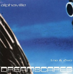 Dreamscapes - The cover of Dreamscapes 1ne and 2wo