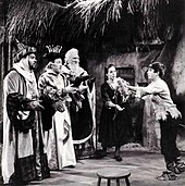 menotti amahl and the night visitors