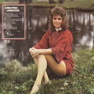 Anni-Frid Lyngstad (album) - Image: Anni Frid Lyngstad Anni Frid Lyngstad (1972)