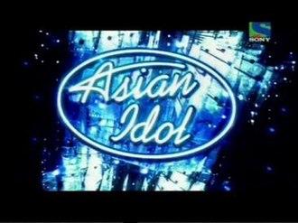 Asian Idol - Asian Idol title card