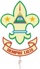 Emblem of the Scout Association of Nicaragua