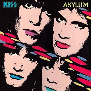 Asylum (Kiss album) - Image: Asylum album cover