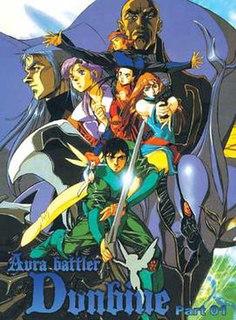 <i>Aura Battler Dunbine</i> 1983 anime television series
