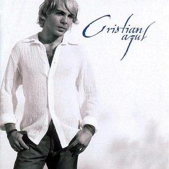 Azul (Cristian Castro album) - Image: Azulcristiancastro