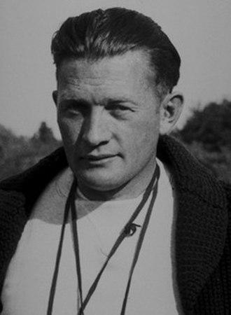 Babe Hollingbery - c. 1935