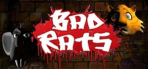 Bad Rats - Image: Bad Rats Logo