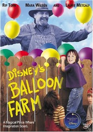 Balloon Farm (film) - Home video release cover.