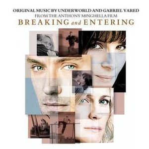 Breaking and Entering: Music from the Film - Image: Band EOST US