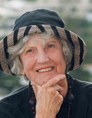 Barbara Anderson (writer) - c. 2009