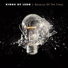 Because of the Times Kings of Leon album - cover artjpg