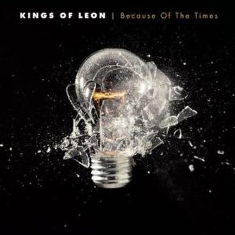 Because of the Times - Image: Because of the Times (Kings of Leon album cover art)