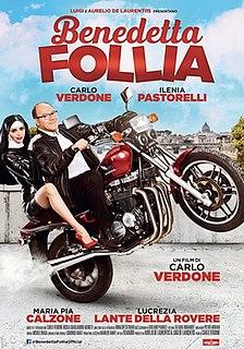 <i>Blessed Madness</i> 2018 Italian comedy film