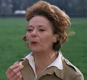 """Betty Marsden - In """"Carry on Camping"""" (1969)"""