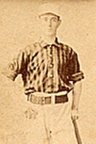Bill Collins (catcher) - Image: Bill Collins