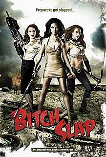 <i>Bitch Slap</i> 2009 action and exploitation film directed by Rick Jacobson