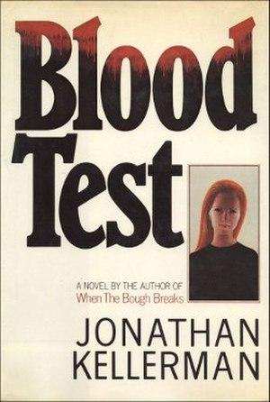 Blood Test (novel) - First edition (publ. Atheneum Press)