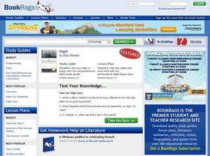 Ambassadors Group - Image: Book Rags screenshot