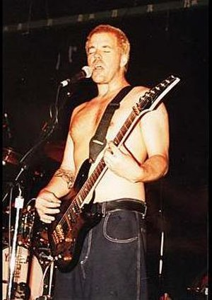 Bradley Nowell - Nowell performing in the mid-1990s.
