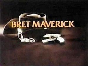 Bret Maverick - Title card