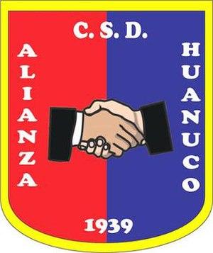 Alianza Universidad - Image: C.D. Alianza Universidad