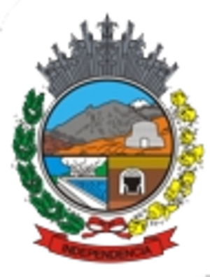 Independencia District, Huaraz - Image: COA Independencia District in Huaraz Province