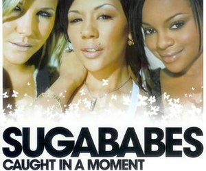 Caught in a Moment - Image: Caught In A Moment CD1