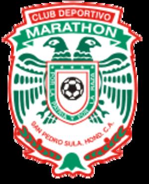 C.D. Marathón - Image: Clubdeportivomaratho n