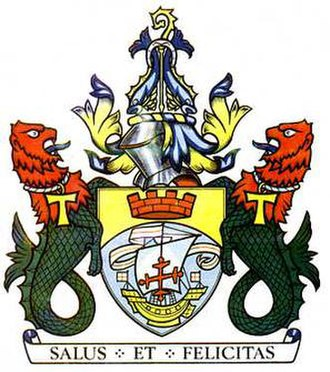 Torbay Council - Image: Coat of arms of Torbay Borough Council