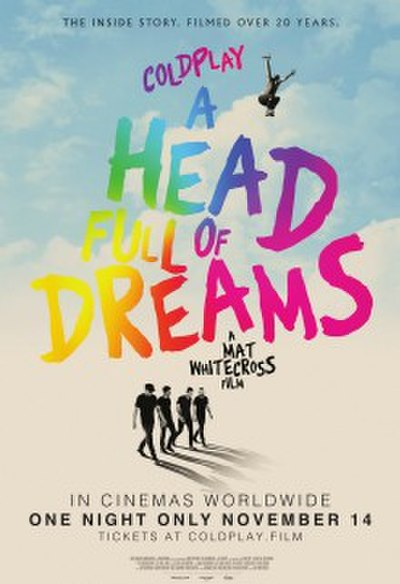 Picture of a movie: Coldplay: A Head Full Of Dreams