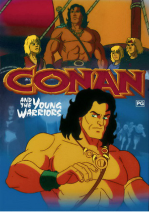 Conan and the Young Warriors - Image: Conan and the Young Warriors