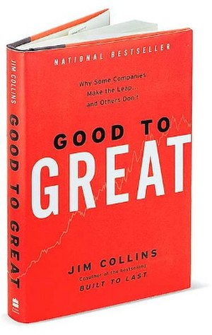 Good to Great - Front cover