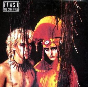 Feast (The Creatures album) - Image: Creaturesfeast