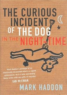 <i>The Curious Incident of the Dog in the Night-Time</i> Novel by Mark Haddon