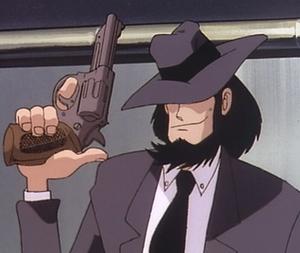 Daisuke Jigen - Jigen as seen in a TV special