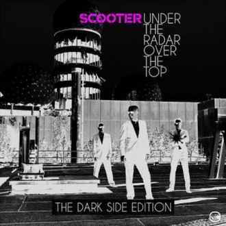 Under the Radar Over the Top - Image: Dark Side Scooter