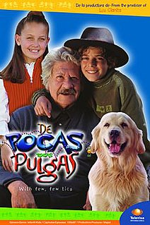 <i>De pocas, pocas pulgas</i> television series